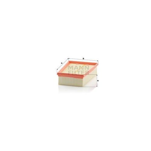 1 Luftfilter MANN-FILTER C 2433/2 für NISSAN RENAULT