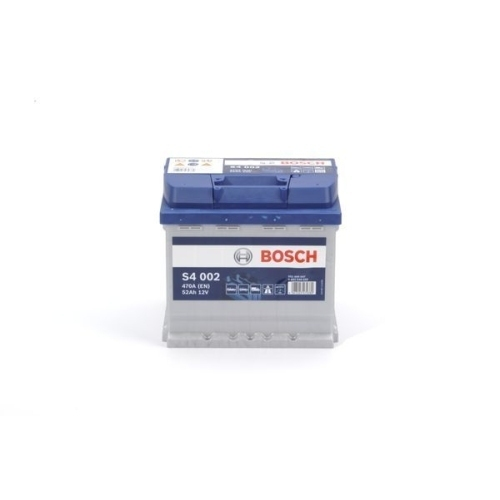 1 Starterbatterie BOSCH 0092S40020 S4 für ALFA ROMEO AUDI BMW CITROËN FIAT FORD