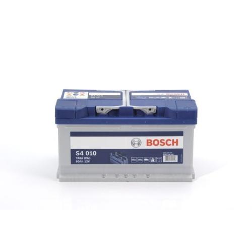 Starterbatterie Bosch 0092S40100 S4 für Audi Bmw Citroën Ford Jaguar Opel Rover