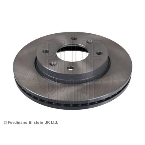 Bremsscheibe BLUE PRINT ADG04356 für HYUNDAI KIA, Vorderachse