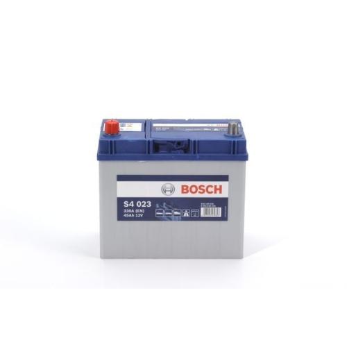 1 Starterbatterie Bosch 0092S40230 S4 für Honda Mitsubishi Toyota VW