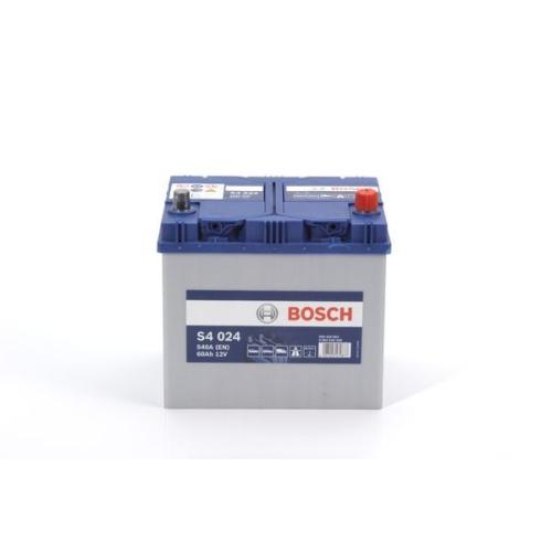 Starterbatterie Bosch 0092S40240 S4 für Citroën Ford Honda Hotchkiss Brand Mazda