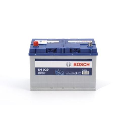 Starterbatterie Bosch 0092S40290 S4 für Chrysler Daf Ford Mitsubishi Nissan Opel