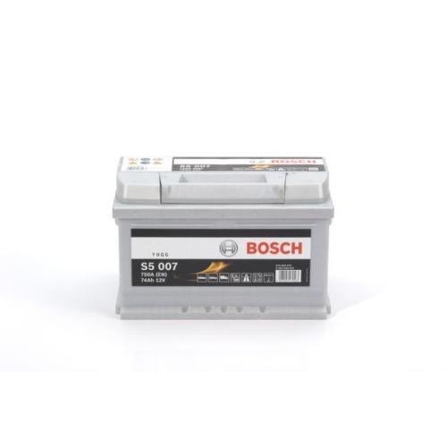 Starterbatterie Bosch 0092S50070 S5 für Audi Fiat Ford Nissan Opel Porsche Seat