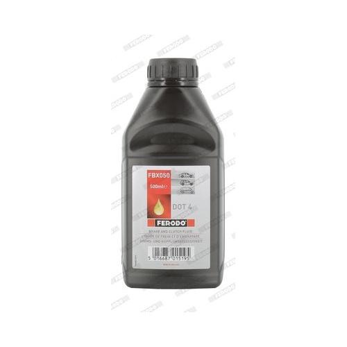 24 Bremsflüssigkeit FERODO FBX050 für
