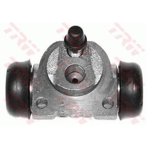 1 Radbremszylinder TRW BWF253 FIAT LANCIA, Hinterachse, Hinterachse beidseitig
