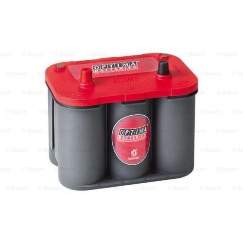 1 Starterbatterie BOSCH 0098002250 Optima Red Top