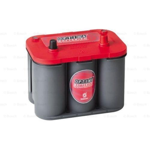1 Starterbatterie BOSCH 0098003251 Optima Red Top
