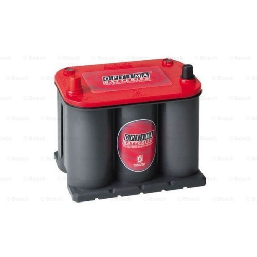 1 Starterbatterie BOSCH 0098020255 Optima Red Top