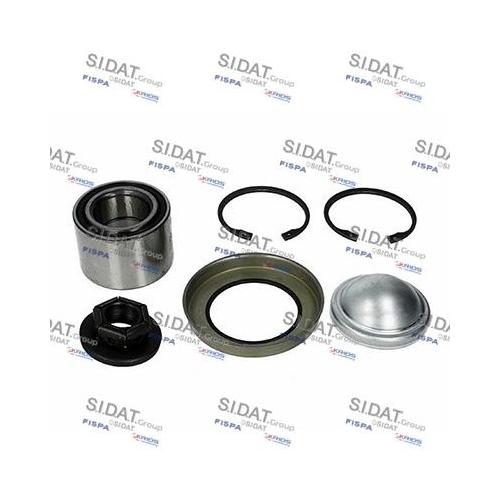 1 Radlagersatz SIDAT 460079 für FORD, Hinterachse