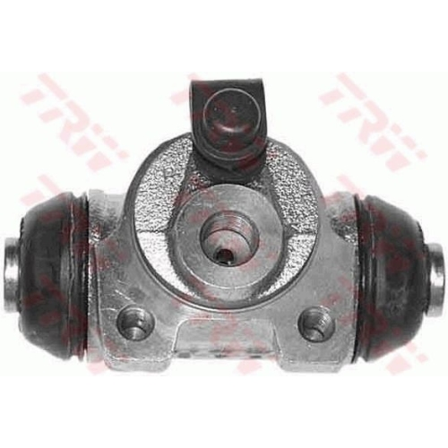 1 Radbremszylinder TRW BWH146 PEUGEOT RENAULT, Hinterachse, hinten, links