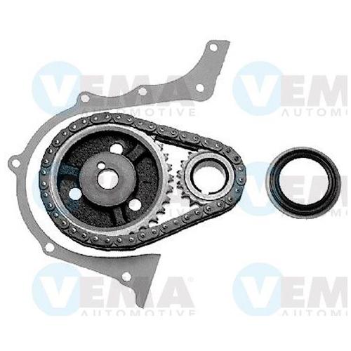 Timing Chain Kit Vema 12302 for Fiat Lancia
