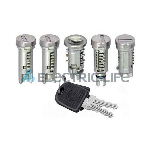 Schließzylinder Electric Life ZR85202 für Autobianchi