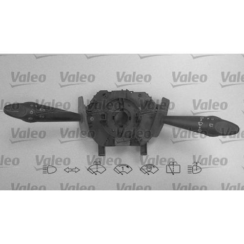 Lenkstockschalter VALEO 251377 FIAT, für Fahrzeuge mit Servolenkung