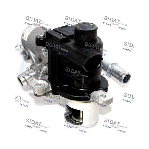 Ventil Agr Abgassteuerung Sidat 83.958 für Nissan Renault