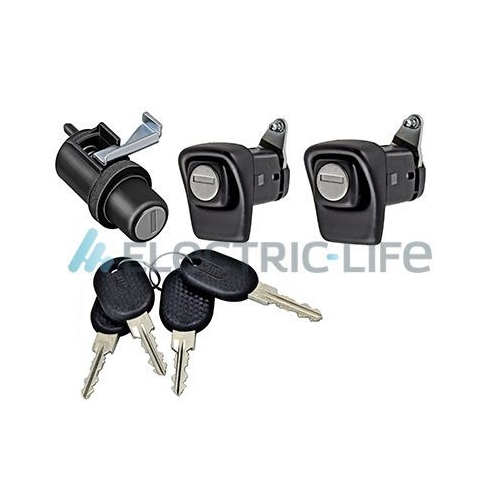 Schließzylindersatz Electric Life ZR8595 für Fiat
