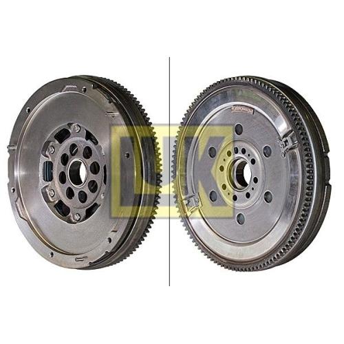1 Schwungrad Luk 415 0610 10 Luk Dmf für Ford Volvo