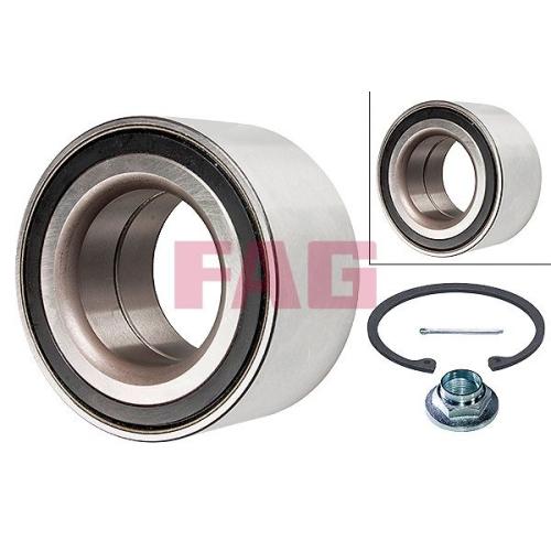 Radlagersatz Fag 713 6266 80 für Hyundai Kia Hinterachse