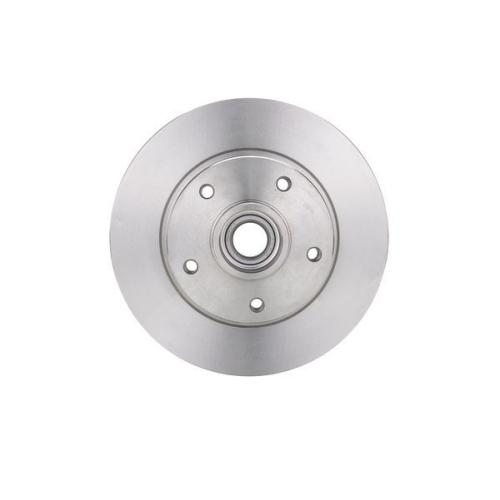 1 Bremsscheibe Bosch 0986479761 für Renault Hinterachse