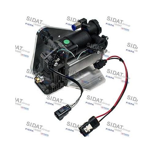 Kompressor Druckluftanlage Sidat 440015 für Land Rover