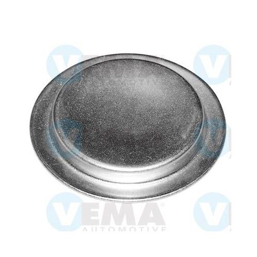 Verschlussschraube, Kurbelgehäuse VEMA 2081 für FIAT LANCIA