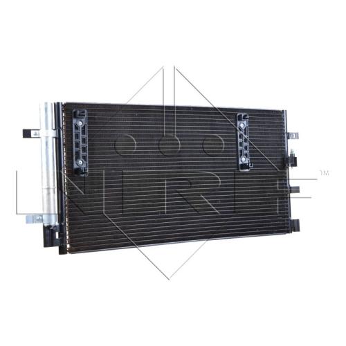 1 Kondensator, Klimaanlage NRF 35916 EASY FIT AUDI
