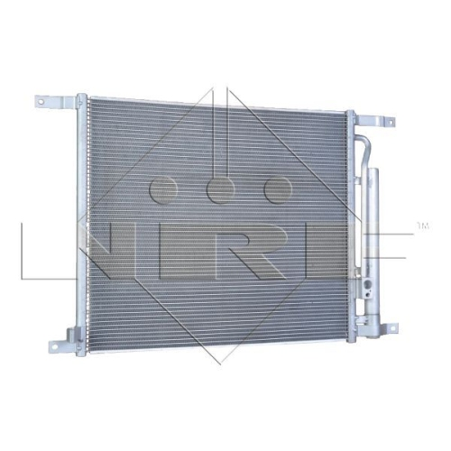 1 Kondensator, Klimaanlage NRF 35931 EASY FIT CHEVROLET