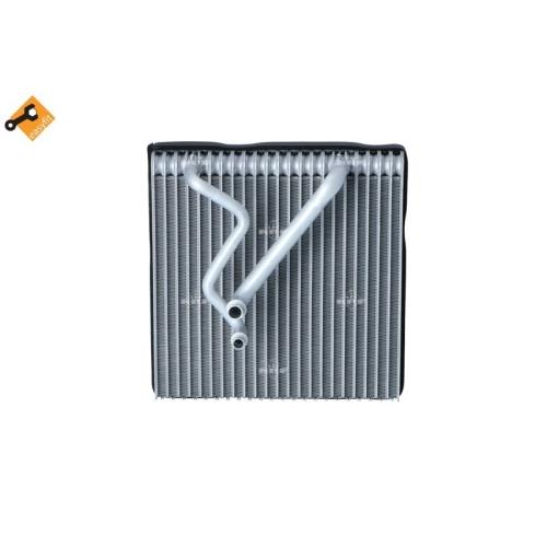 1 Verdampfer, Klimaanlage NRF 36109 EASY FIT AUDI SEAT SKODA VW, vorne