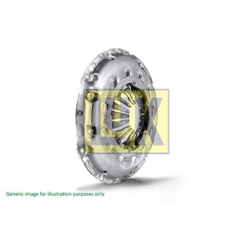 1 Kupplungsdruckplatte LuK 116 0014 10 für CITROËN RENAULT