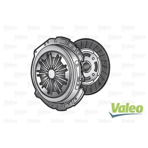 Kupplungssatz Valeo 826328 2kkit für Ford