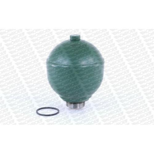 1 Druckspeicher, Federung/Dämpfung MONROE SP8093 für CITROËN, Vorderachse