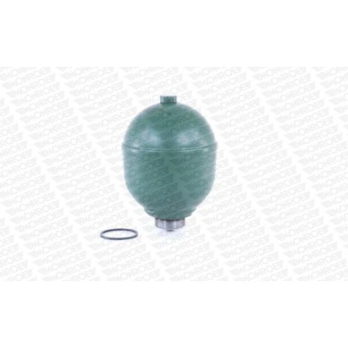 1 Druckspeicher, Federung/Dämpfung MONROE SP8018 für, Vorderachse