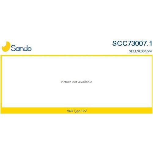 Wickelfeder Airbag Sando SCC73007.1 für Vag Für Fahrzeuge Mit Obd