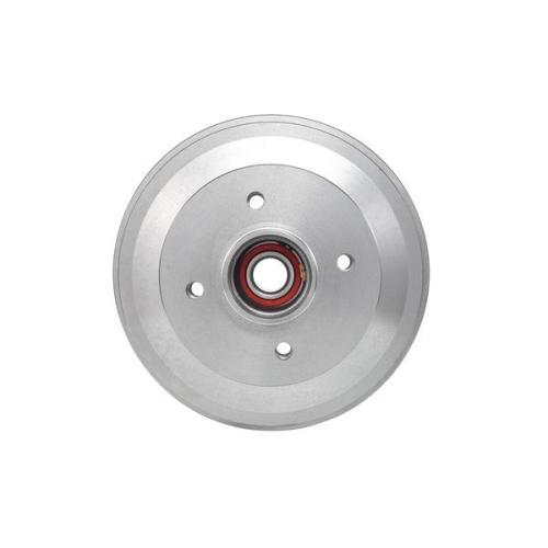 1 Bremstrommel BOSCH 0986477151 für CITROËN PEUGEOT, Hinterachse