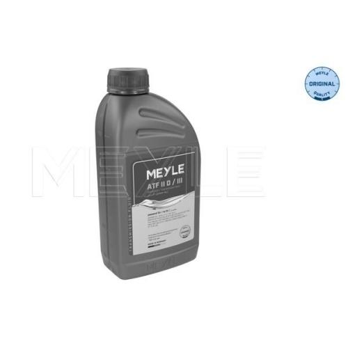 Automatikgetriebeöl MEYLE 014 019 2200 MEYLE-ORIGINAL: True to OE. für BMW OPEL