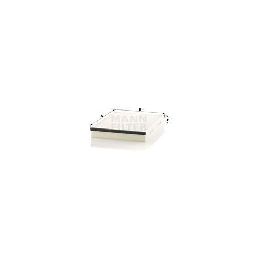 Filter Innenraumluft Mann-filter CU 25 007 für Ford Volvo