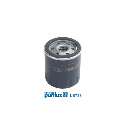 Ölfilter Purflux LS743 für Daihatsu Fiat Ford Iveco Peugeot Subaru Suzuki Toyota