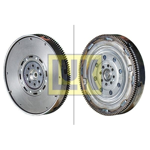 1 Schwungrad LuK 415 0078 10 LuK DMF für AUDI VW