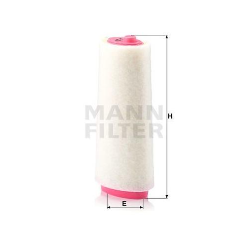1 Luftfilter Mann-filter C 15 105/1 für Bmw Land Rover