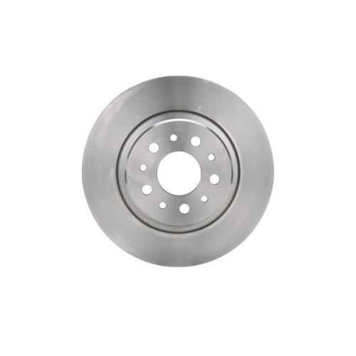 BOSCH Brake Disc, Solid ALFA ROMEO FIAT