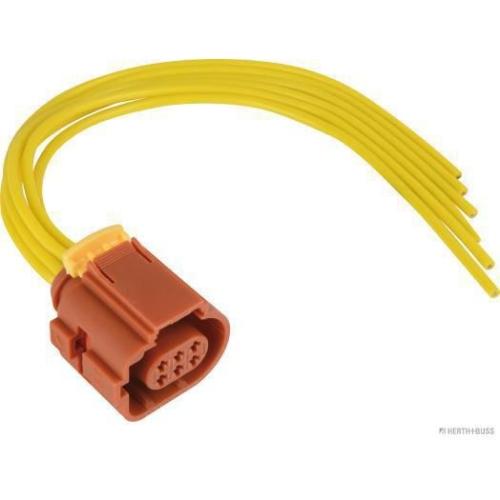 Kabelreparatursatz Agr Ventil Herth+buss Elparts 51277264 für Ford Motorraum