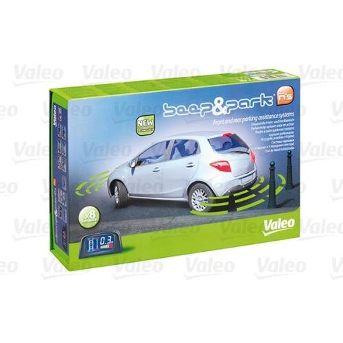 Einparkhilfe VALEO 632004, vorne und hinten