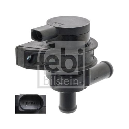 Wasserumwälzpumpe Standheizung Febi Bilstein 49832 für Audi Seat Skoda VW