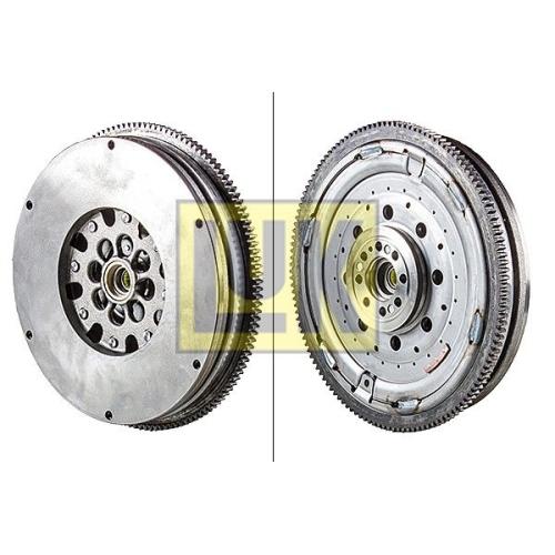 1 Schwungrad LuK 415 0152 10 LuK DMF CHRYSLER, für Fahrzeuge mit Schaltgetriebe