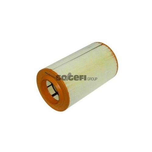 1 Luftfilter PURFLUX A1276 für FIAT PEUGEOT AC