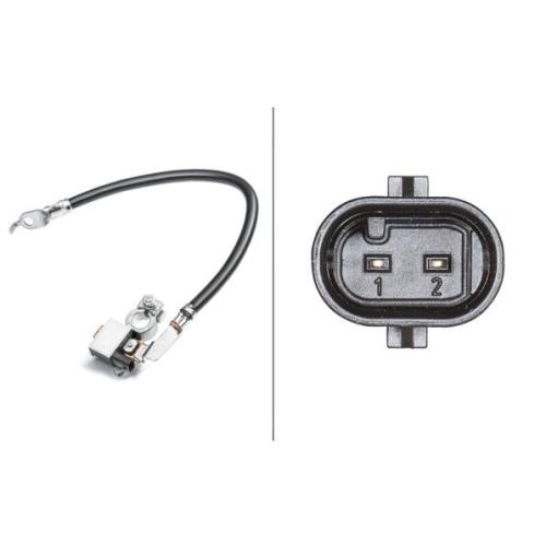 Sensor Batteriemanagement Hella 6PK 010 394-901 für Ford