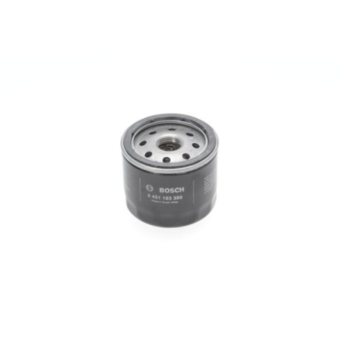 1 Ölfilter Bosch 0451103300 für Alfa Romeo Fiat Lancia AC