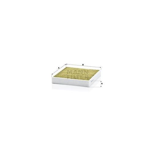1 Filter, Innenraumluft MANN-FILTER FP 26 010 FreciousPlus für MERCEDES-BENZ VAG