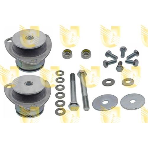 Reparatursatz Fahrerhauslagerung Unigom 395416K2 für Iveco