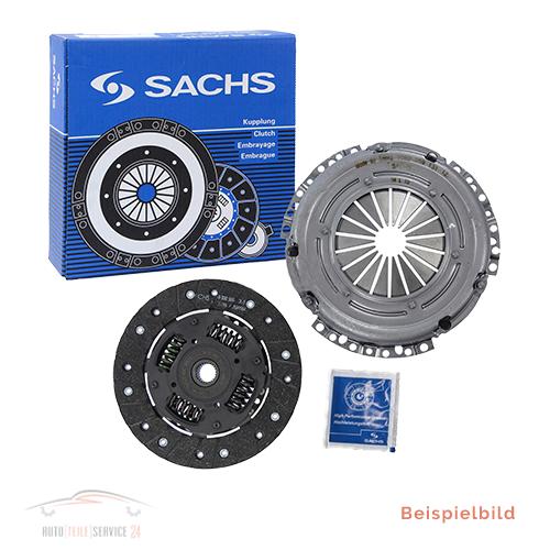 1 Kupplungssatz SACHS 3000950734, für Motoren ohne Zweimassenschwungrad